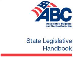 State Legislative Handbook